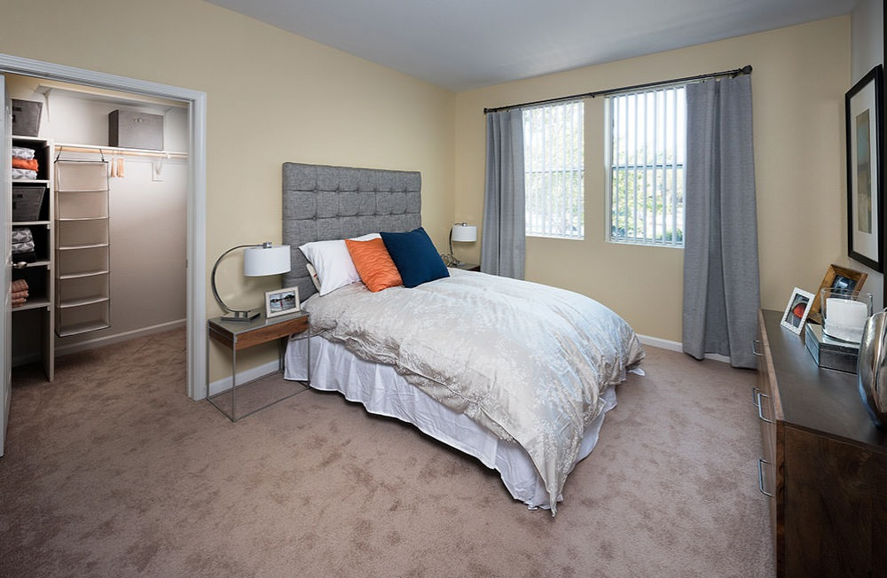 Avana Dublin Station Bedroom